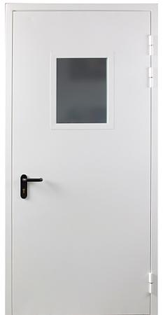 Дверь противопожарная с маркировкой EI 60