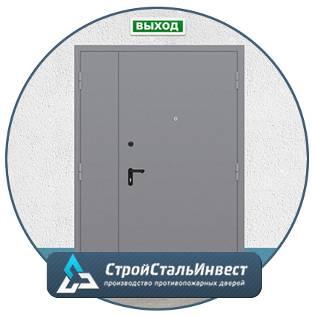 купить металлические двери для технических помещении