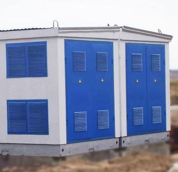 дверь металлическая холодная для трансформаторных подстанций